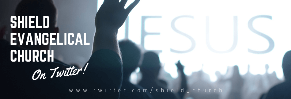 Shield Church Twitter page